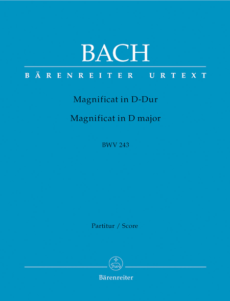 Magnificat D major BWV 243