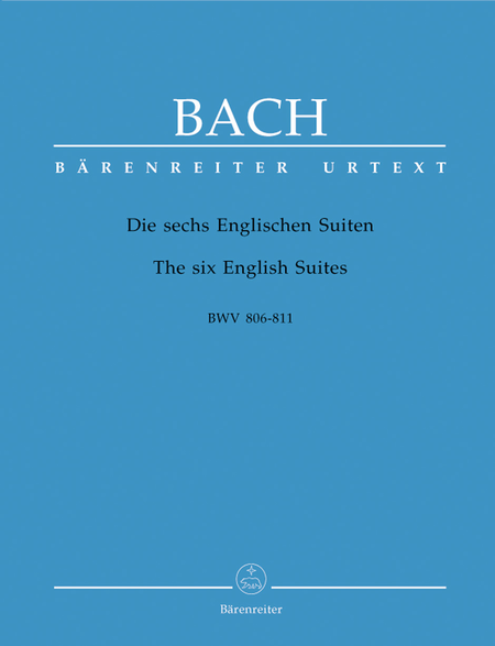 The Six English Suites