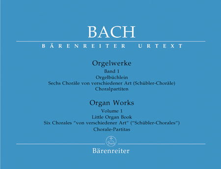 Organ Works, Volume 1