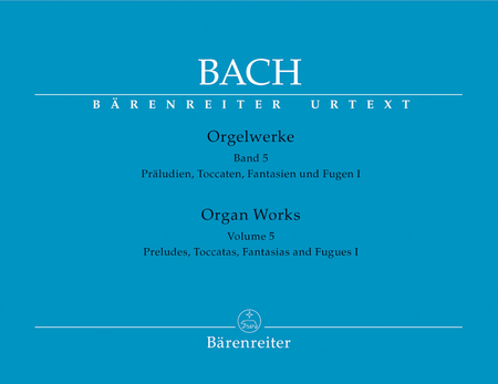 Organ Works, Volume 5