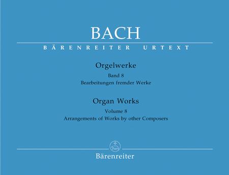 Organ Works, Volume 8