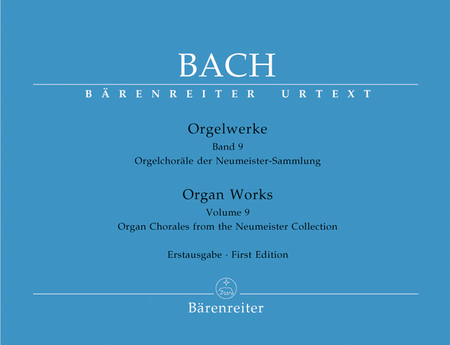 Organ Works, Volume 9