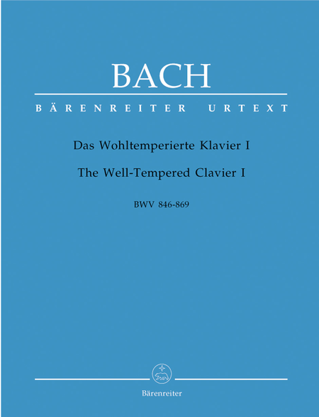 The Well-Tempered Clavier, Book I