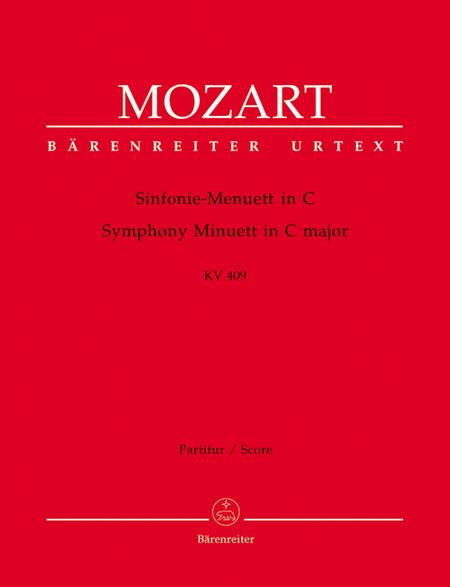 Symphony C major, KV 409
