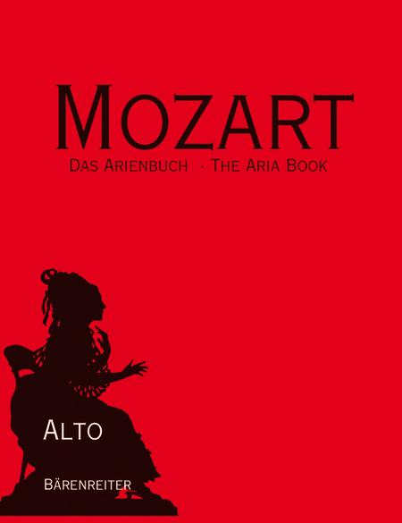 The Aria Book - Alto/English Edition