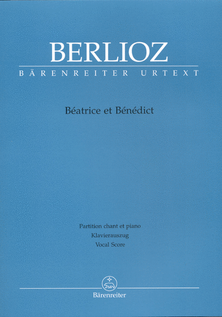 Beatrice et Benedict Hol. 138