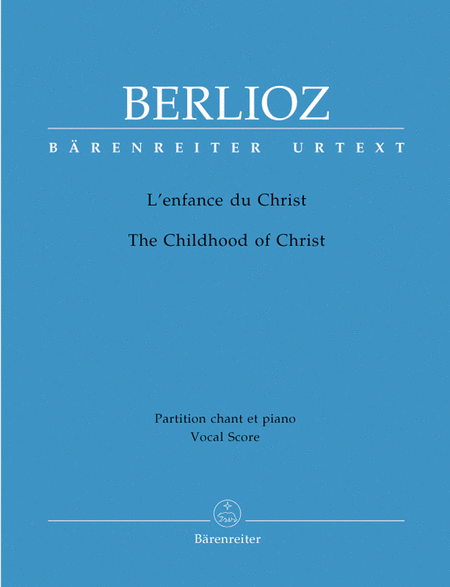 The Childhood of Christ, Op. 25 Hol. 130