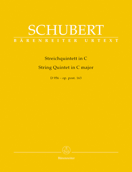 String Quintet In C Major, D 956