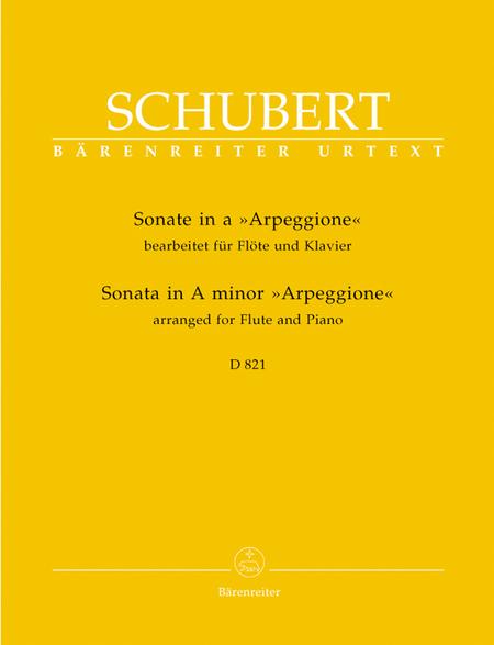 Sonata a minor D 821 'Arpeggione'