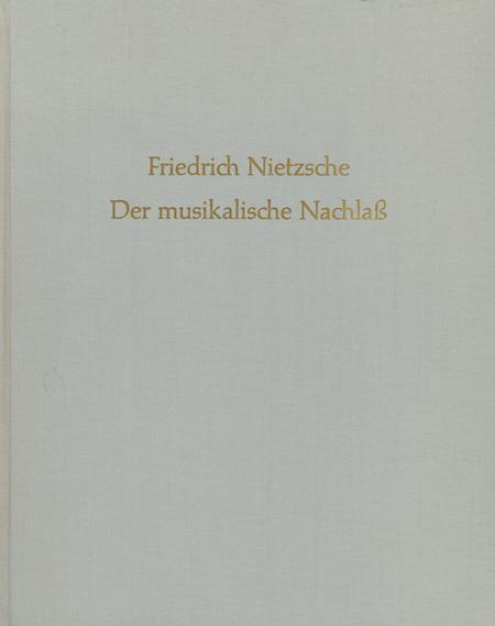 Der Musikalische Nachlass