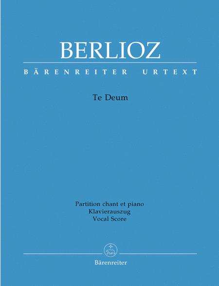 Te Deum, Op. 22