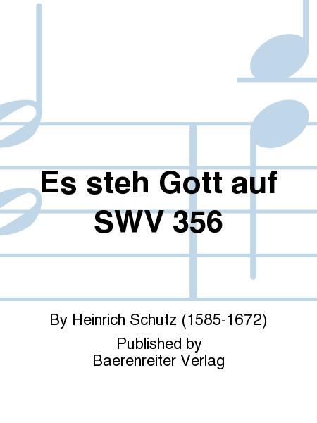 Es steh Gott auf SWV 356