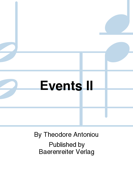 Events II