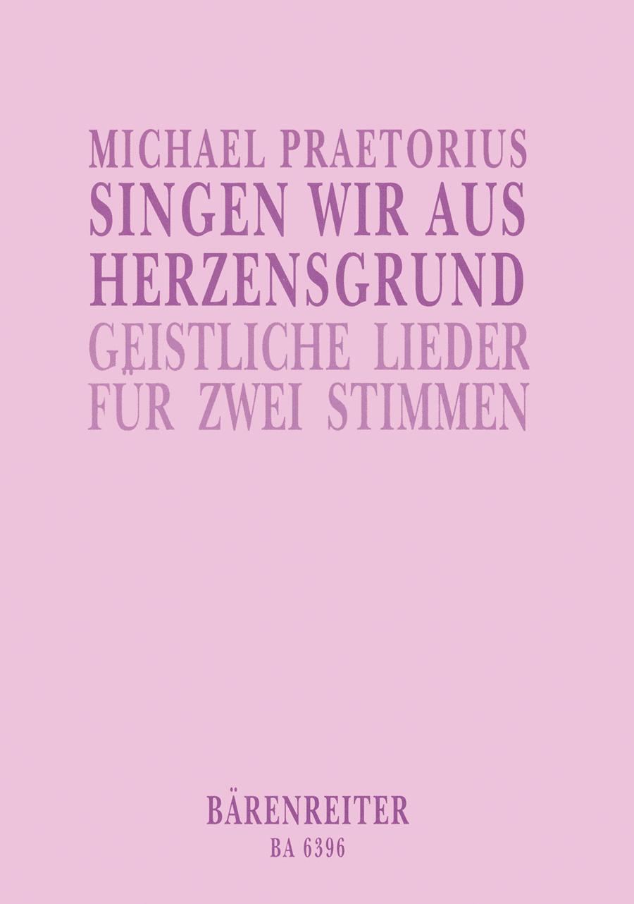 Singen wir aus Herzensgrund