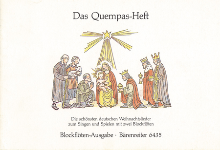 Weihnachtslieder for two Recorders