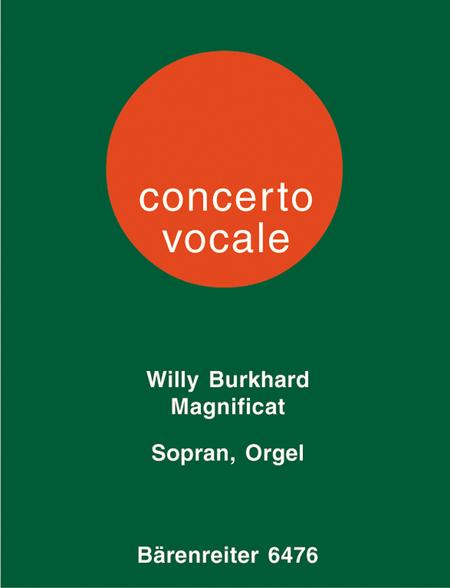 Magnificat, Op. 64