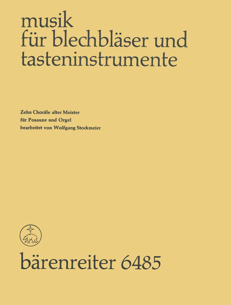 Zehn Chorale alter Meister