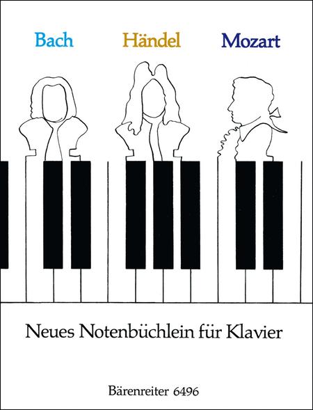 Bach - Handel - Mozart