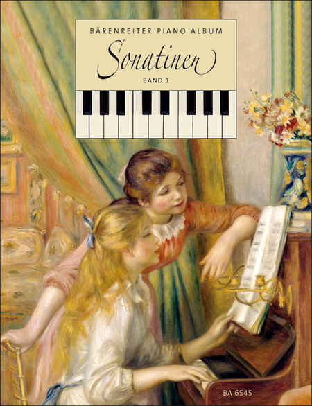 Barenreiter-Sonatinen-Album for Piano
