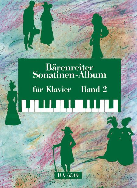 Barenreiter-Sonatinen-Album for Piano