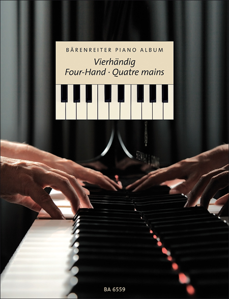 Barenreiter Piano Album Four-hand