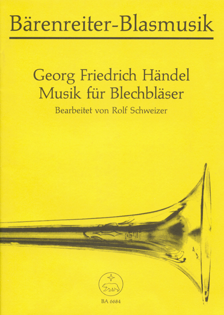 Musik for Brass (Trombone Choir)