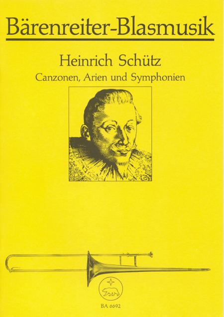 Canzonen, Arien und Symphonien