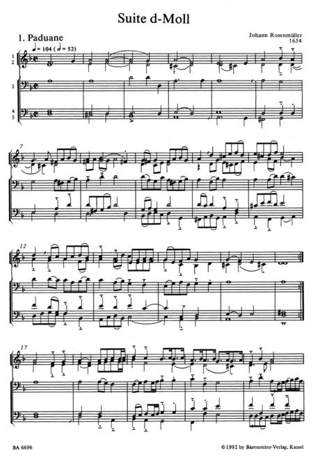 Intraden und Suiten for Brass (Trombone Choir)