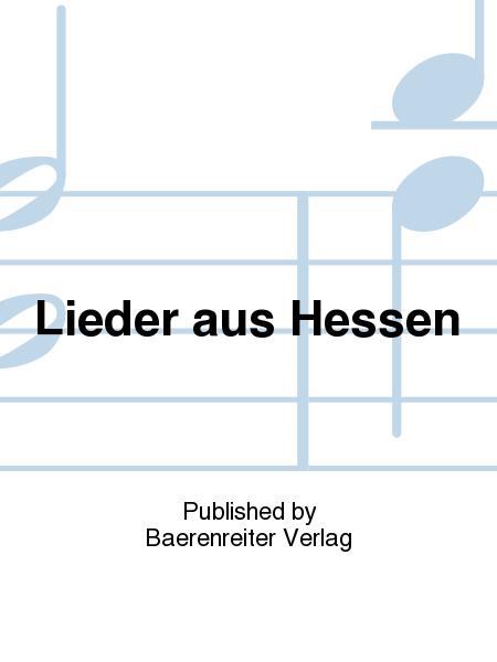 Lieder aus Hessen