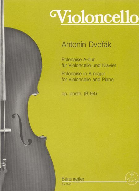 Polonaise A major, Op. post. B 94