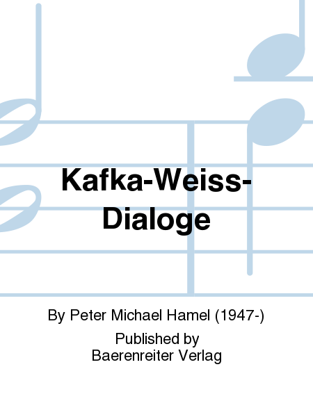 Kafka-Weiss-Dialoge