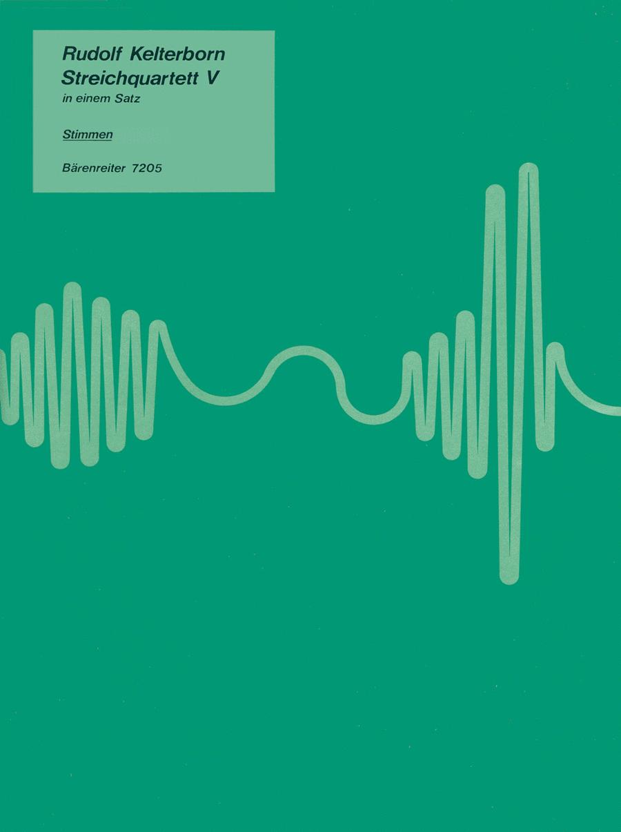 Streichquartett in einem Satz, No. 5