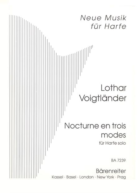 Nocturne en trois modes