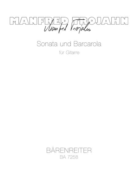 Sonata und Barcarola