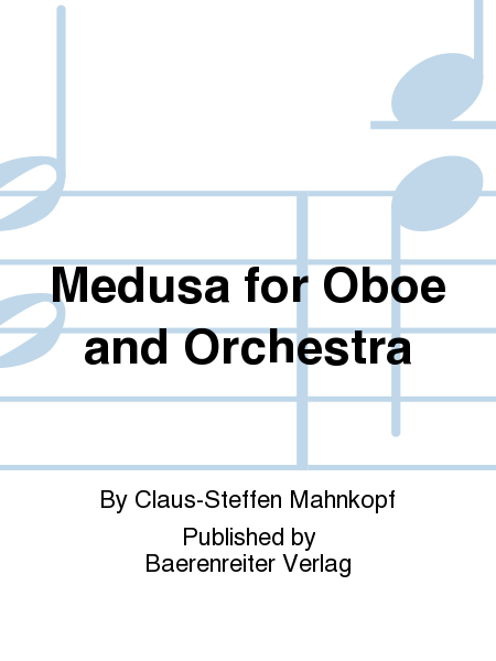 Medusa for Oboe and Orchestra