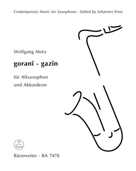 Gorani-gazin