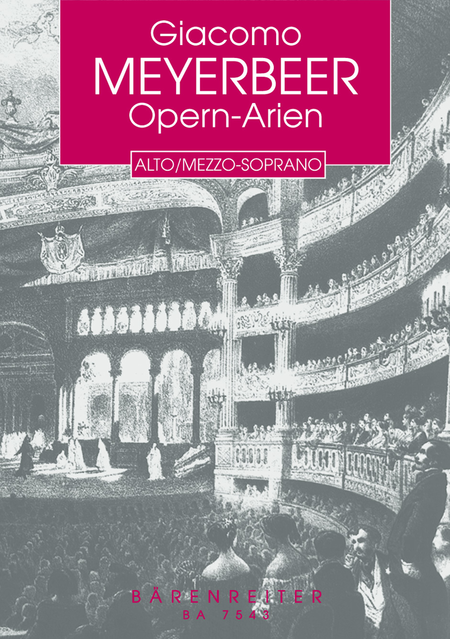 Opern-Arien for Alto / Mezzo Soprano