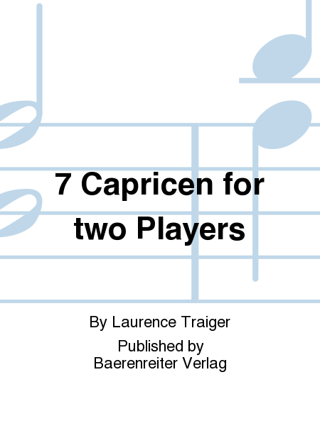 7 Capricen for two Players