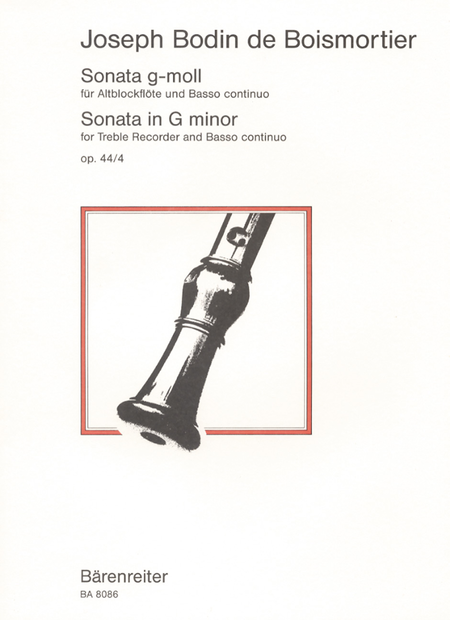 Sonata g minor op. 44/4