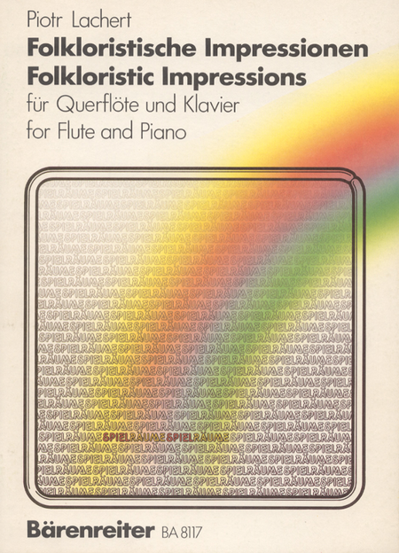 Folkloristische Impressionen, No. 1-15
