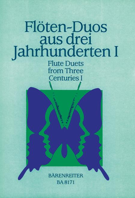 Flotenduos aus drei Jahrhunderten. Heft 1