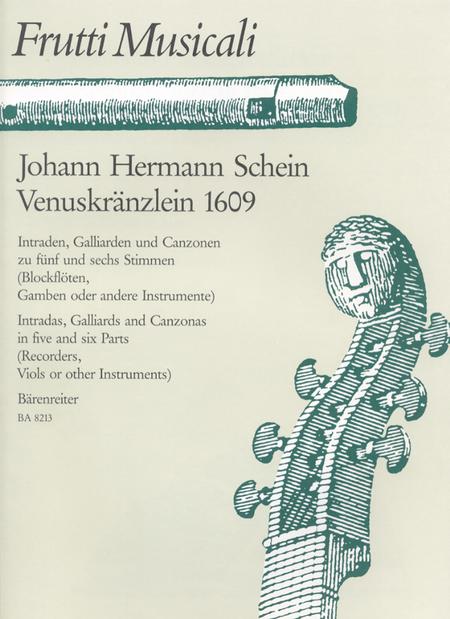 Venuskranzlein 1609