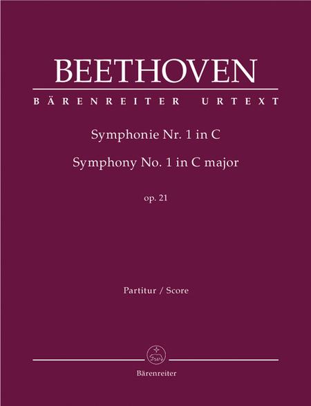 Symphony, No. 1 C major, Op. 21