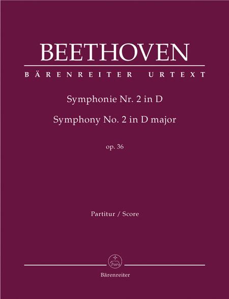 Symphony, No. 2 D major, Op. 36