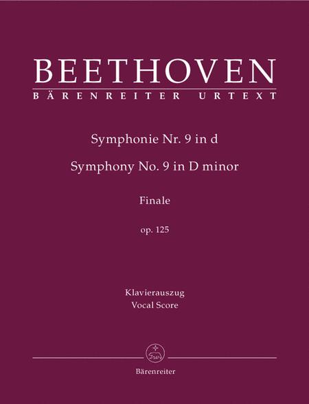 Symphony No. 9 - Finale