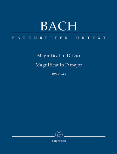 Magnificat In D Major, BWV 243