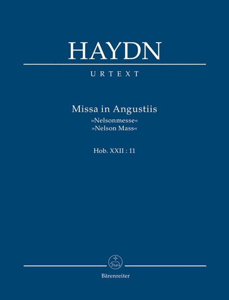 Missa in Angustiis Hob.XXII:11 'Nelsonmesse'