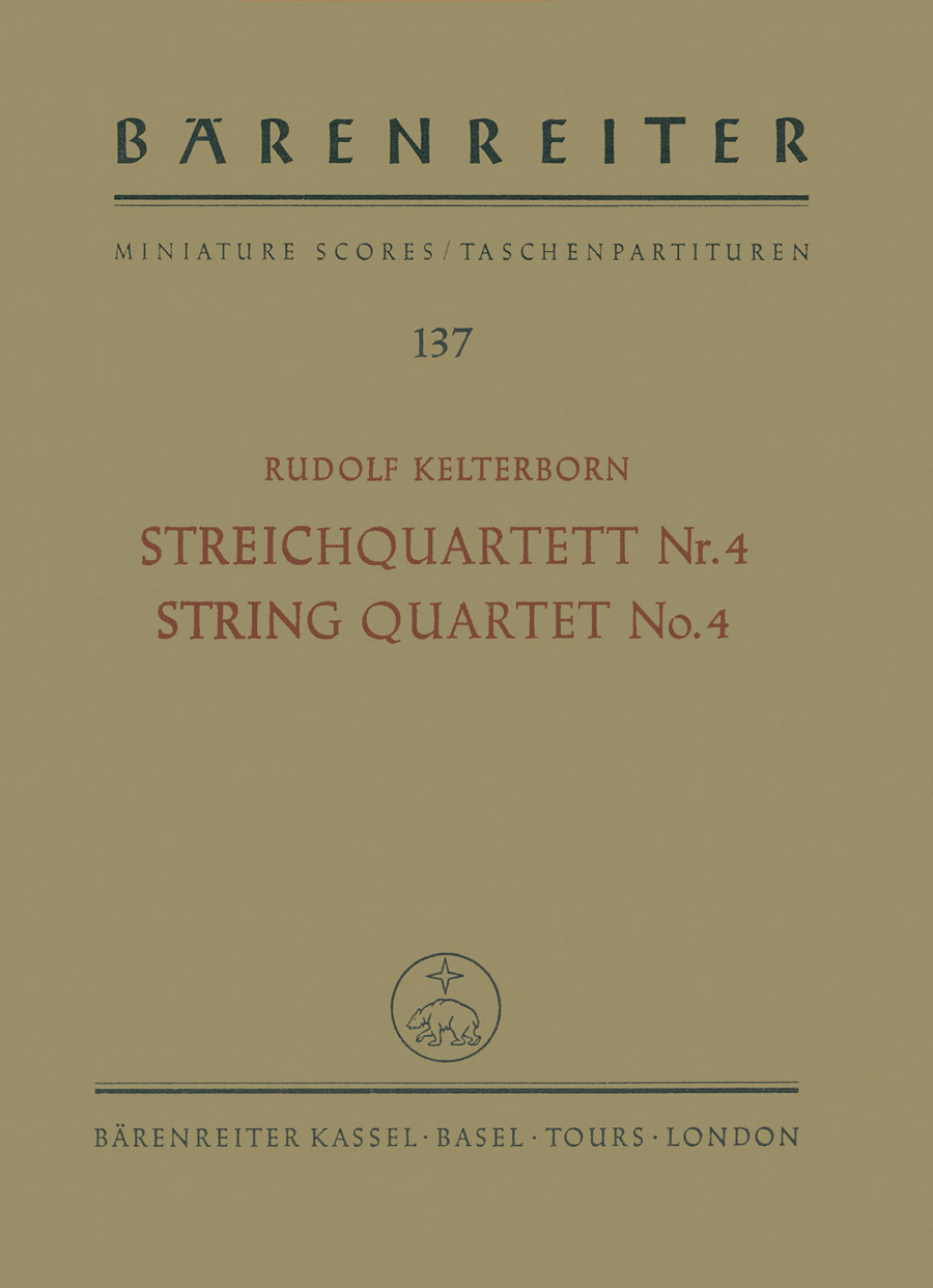 String Quartet IV