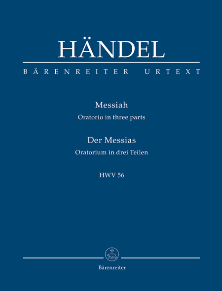 messiah sheet music by george frideric handel sheet music plus. Black Bedroom Furniture Sets. Home Design Ideas