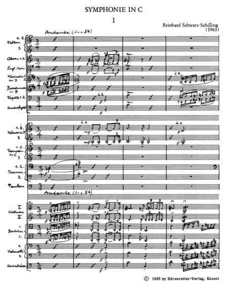 Symphony C major